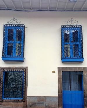 Janelas de Cusco