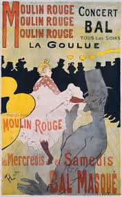 moulin rouge toulouse-lautrec
