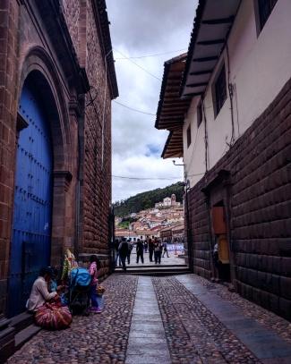 Muros incas em Cusco 2