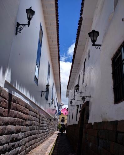 Muros incas em Cusco 4