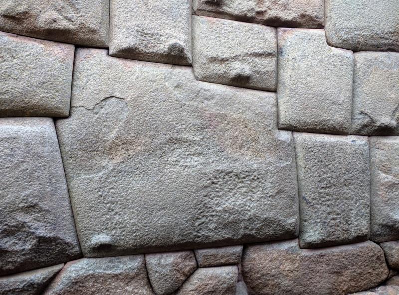 Pedra de 12 ângulos em Cusco