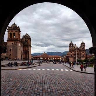 Plaza de Armas Cusco 1