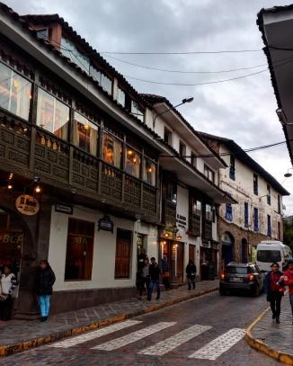 Plaza de Armas Cusco 18