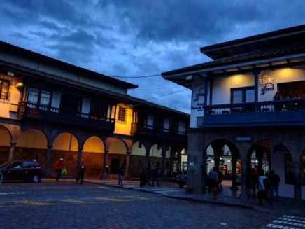 Plaza de Armas Cusco 21