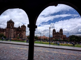 Plaza de Armas Cusco 25