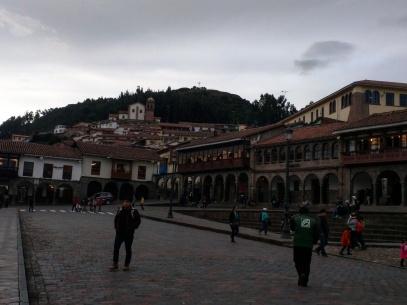Plaza de Armas Cusco 7