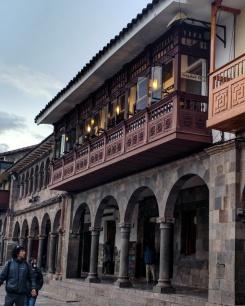 Plaza de Armas Cusco 8