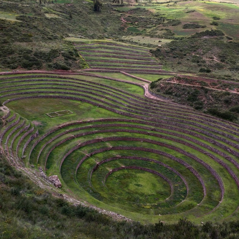 Vale Sagrado dos Incas Moray 1