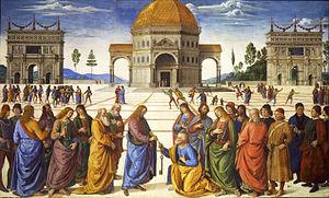 300px-Entrega_de_las_llaves_a_San_Pedro_(Perugino)
