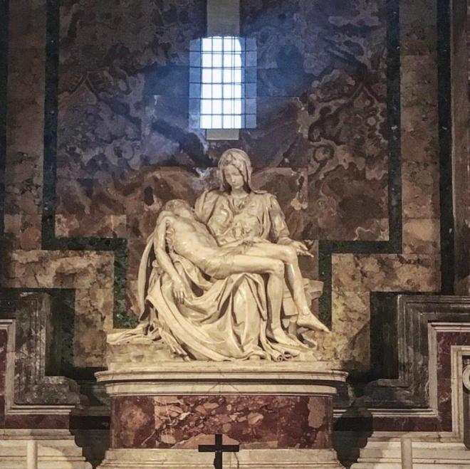 Basílica são pedro vaticano Pietà