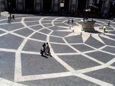 Campidoglio praças de Roma 2