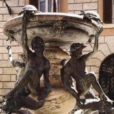 Piazza Mattei praças de Roma 3