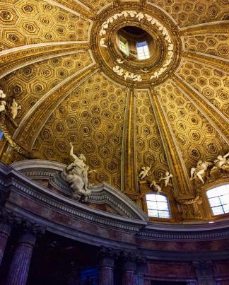 San Andrea al Quirinale 1