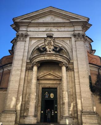 San Andrea al Quirinale 2