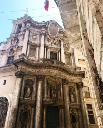 San Carlo alle Quattro Fontane 2