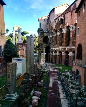 Teatro di Marcello 3 Roma
