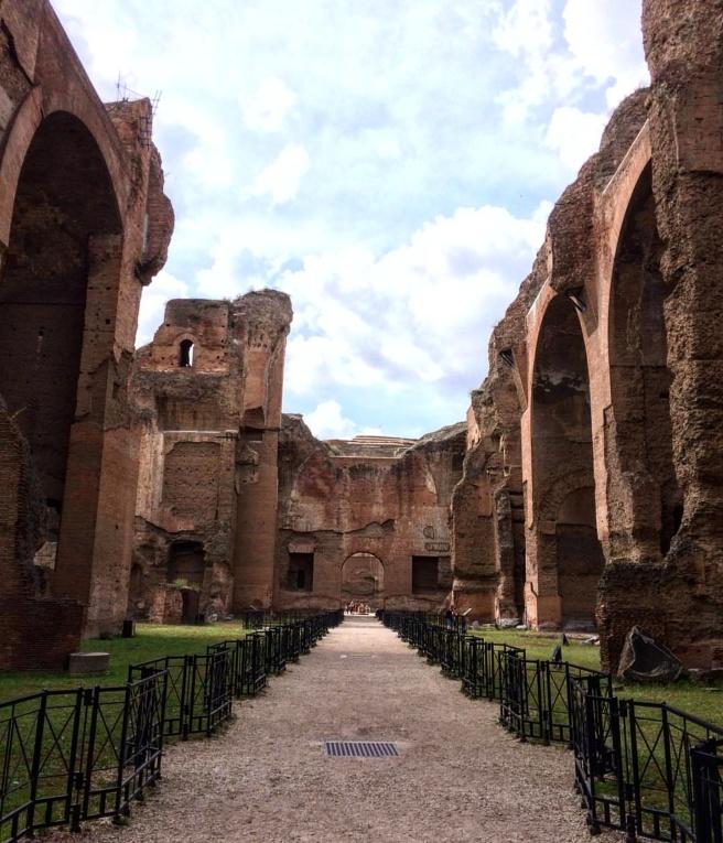 Termas de Caracalla 2