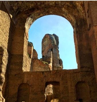 Termas de Caracalla 7