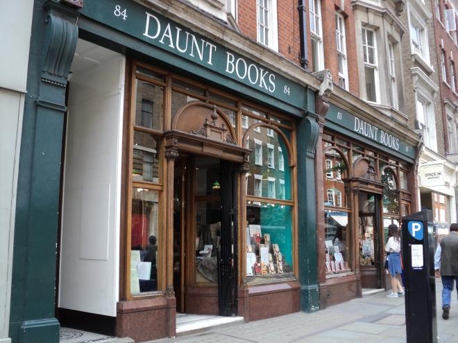 Daunt books livrarias mais bonitas do mundo 3