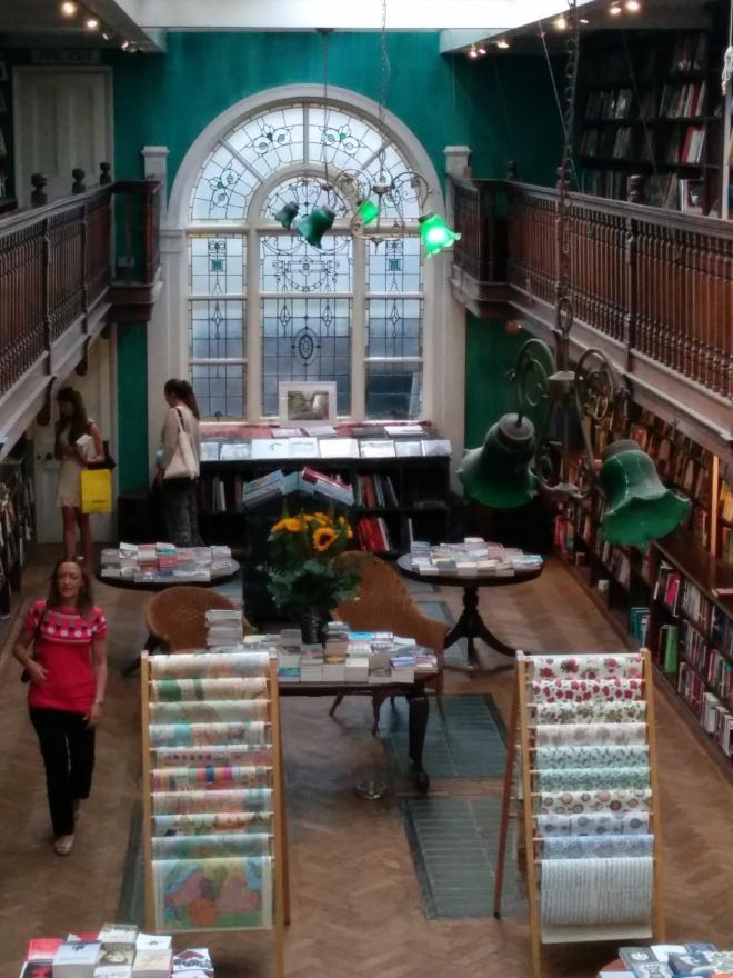 Daunt books livrarias mais bonitas do mundo