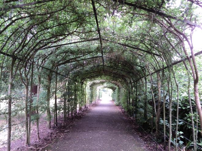 Hampton Court Palace Jardim 1