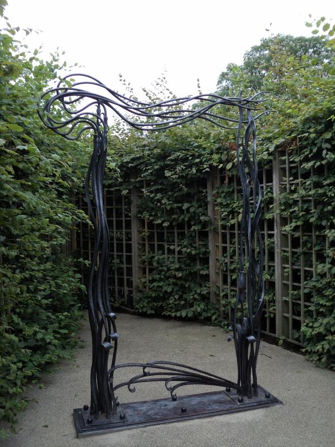 Hampton Court Palace Jardim 3