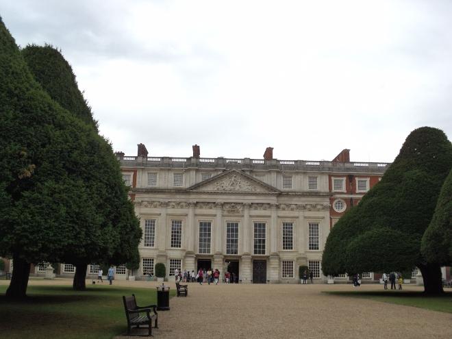 Hampton Court Palace Jardim 6