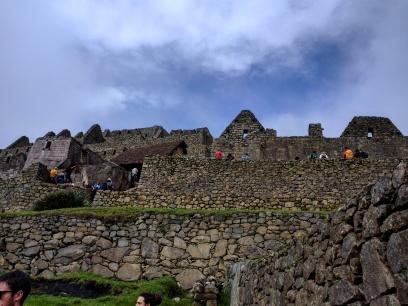 Machu Picchu com sol