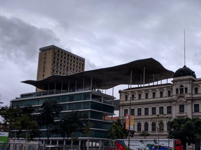 Museu de Arte do Rio Praça Mauá
