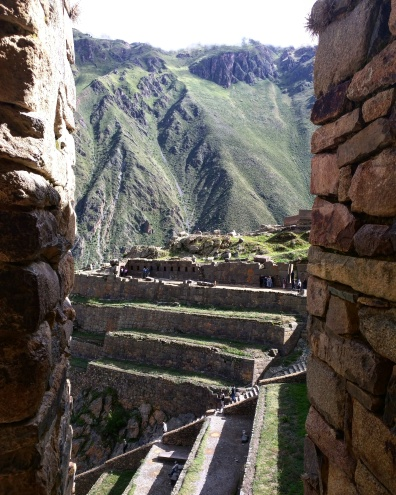 Ollantaytambo ruínas 12