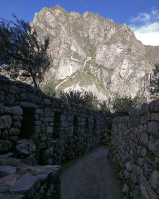 Ollantaytambo ruínas 6