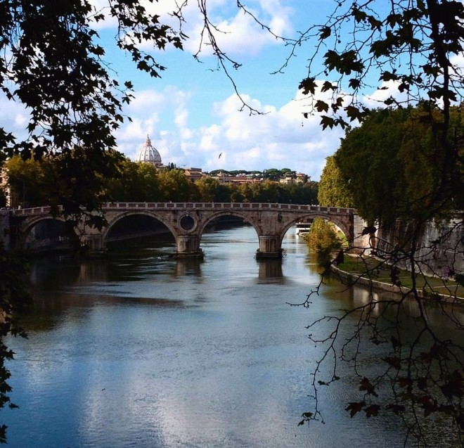 Ponte Sisto Trastevere