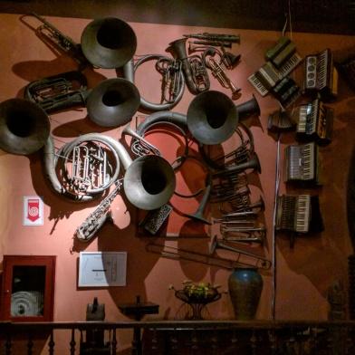 Rio Scenarium instrumentos