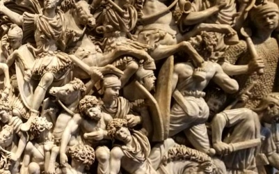 Sarcofago di Portonaccio Roma 2