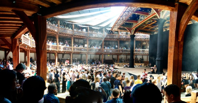 Shakespeare's Globe Londres