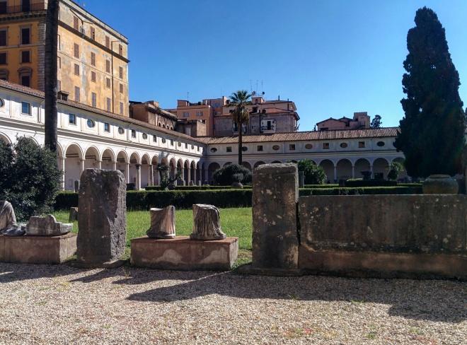 Termas de Diocleciano Roma