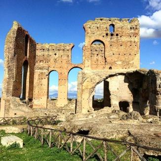 Villa Quintili Via Appia Antica 1