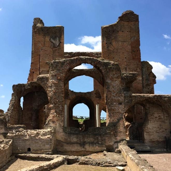 Villa Quintili Via Appia Antica 4