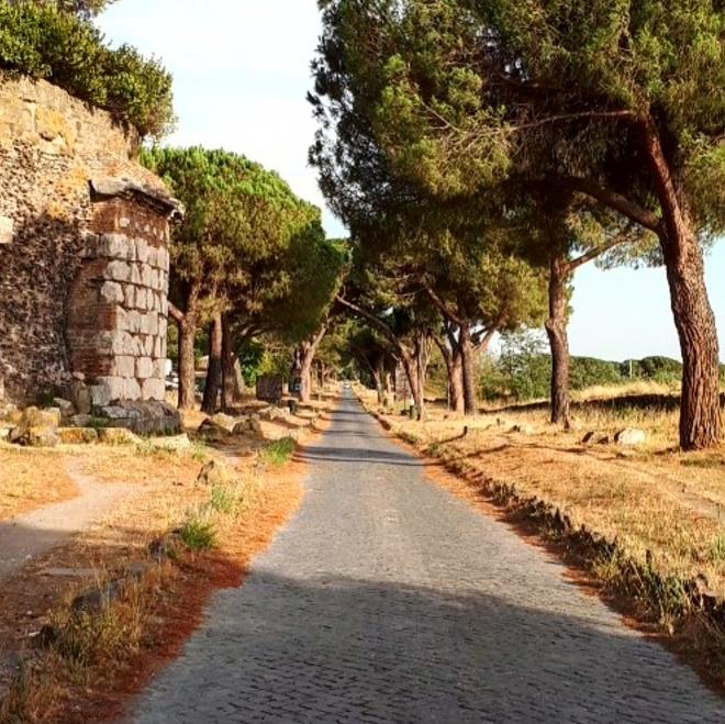Villa Quintili Via Appia Antica 6