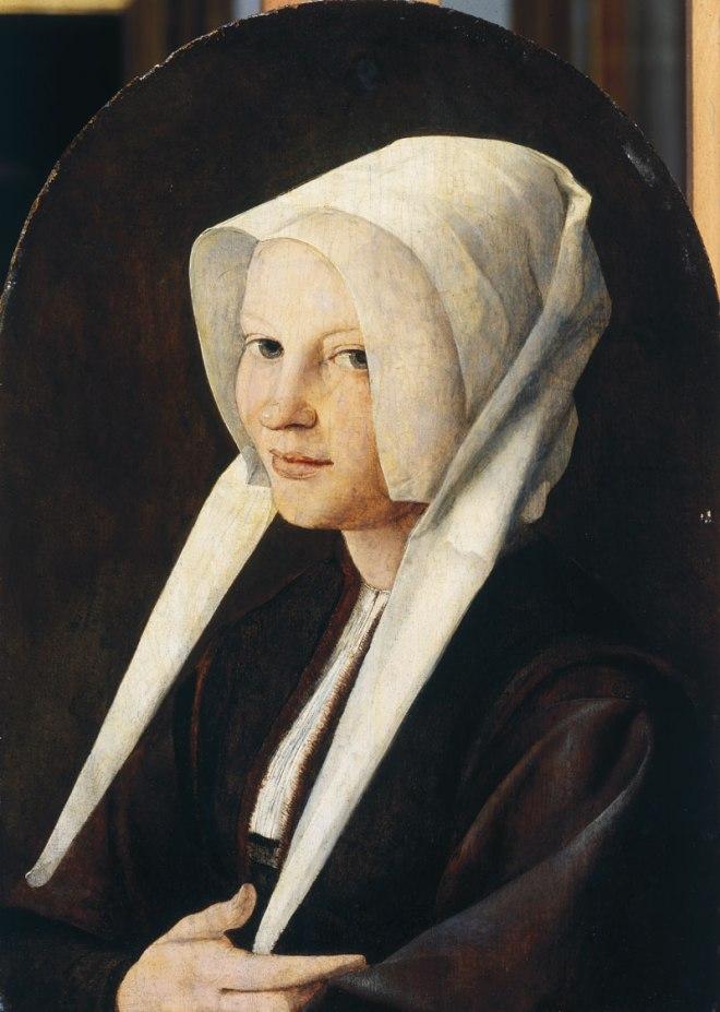 Agatha von Schoonhoven de Jan van Scorel