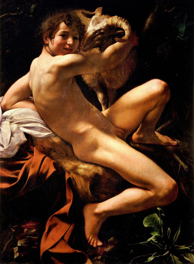 Michelangelo_Merisi_da_Caravaggio,_Saint_John_the_Baptist_(Youth_with_a_Ram)_(c._1602)