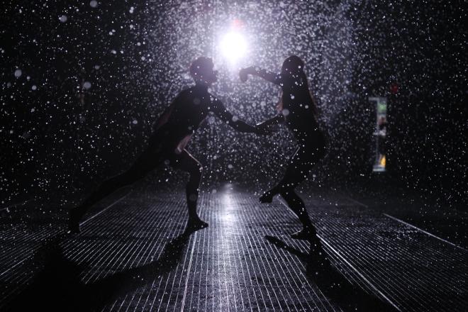 Rain Room 3