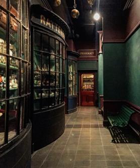 Ruas vitorianas Museum of london