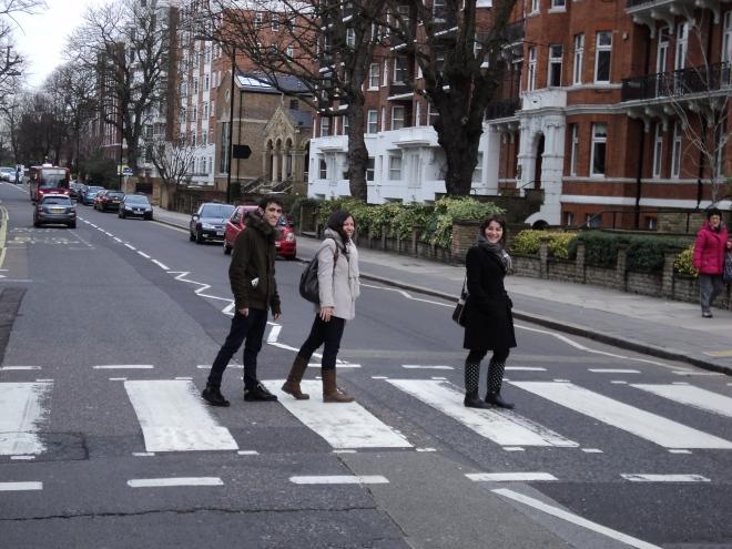 Abbey Road estúdio rock londres7