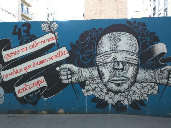 Arte de rua Raval Barcelona 17