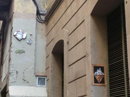Arte de rua Raval Barcelona 3