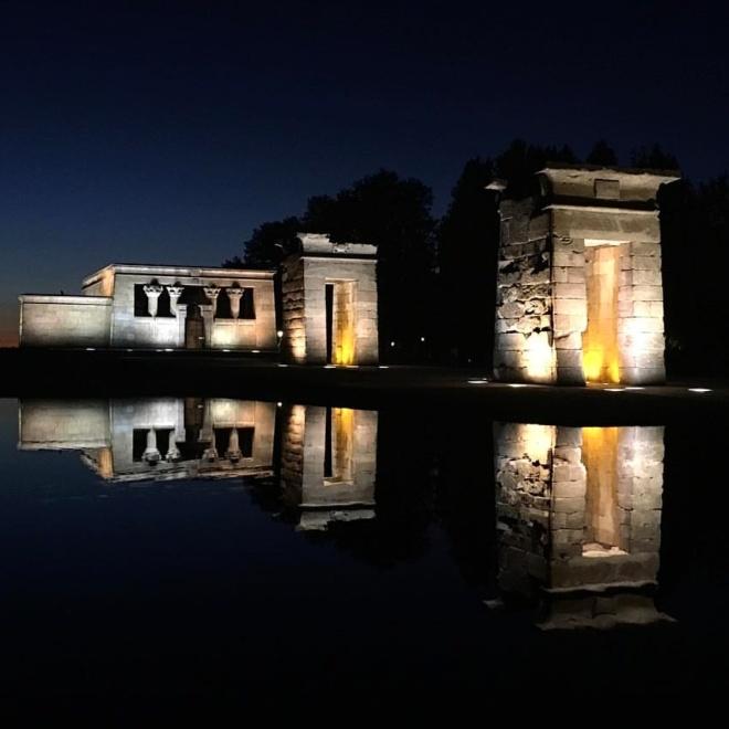 Madrid templo de Debod1
