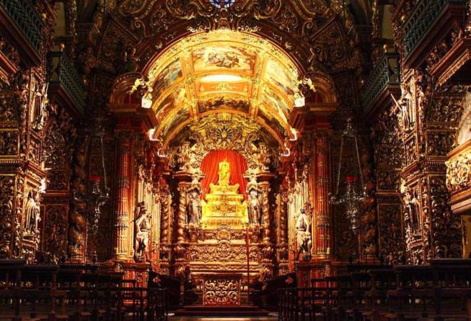 Mosteiro São Bento Rio