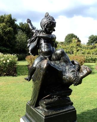 Regent's Park estátua