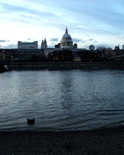 Southbank st paul's